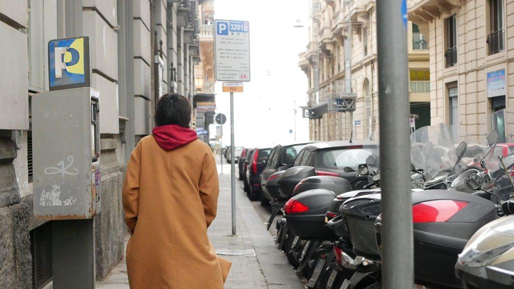 ナポリの道