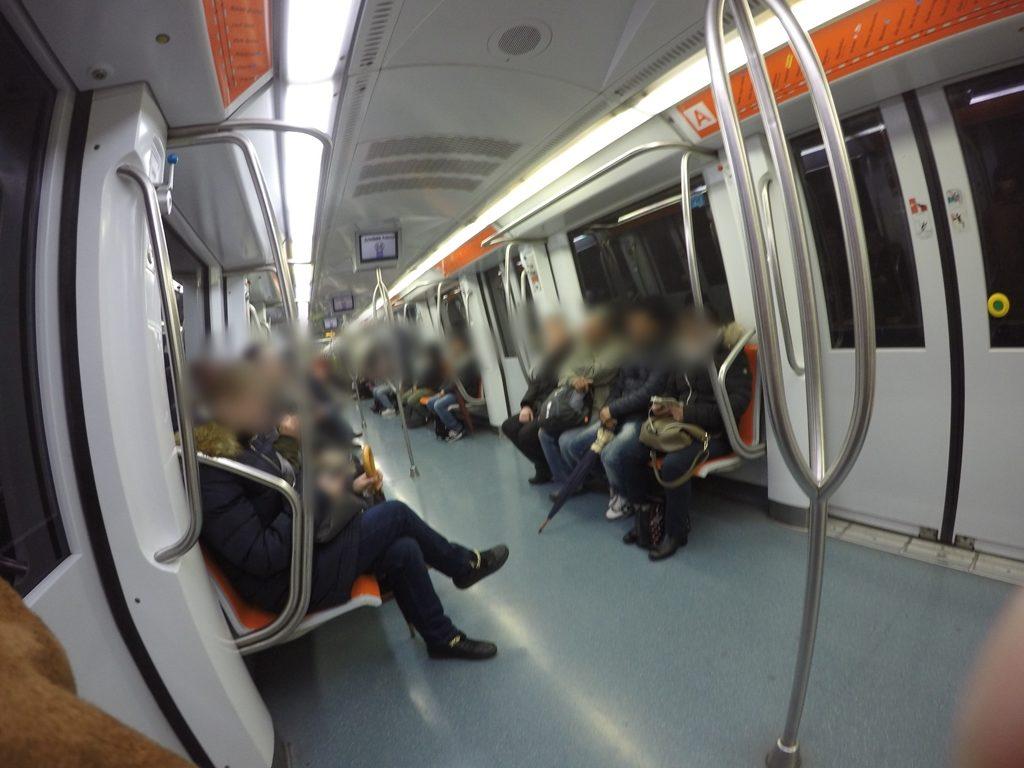 バチカン市国地下鉄